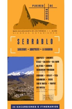 Serrablo. 25 excursiones e itinerarios