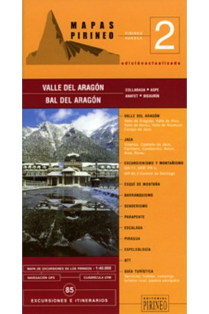 Valle de Aragón - Bal de Aragón. 85 excursiones e itinerarios