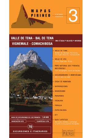 Valle de Tena - Bal de Tena. Vignemale - Comachibosa
