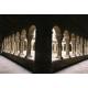Claustros románicos de San Pedro