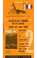 la vallée de lÁragón -Francés