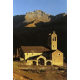 Iglesia de Linas de Broto, siglo XVI: