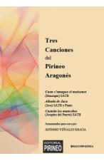 TRES CANCIONES DEL PÌRINEO ARAGONÉS