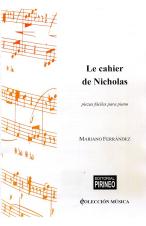 LE CAHIER DE NICHOLAS