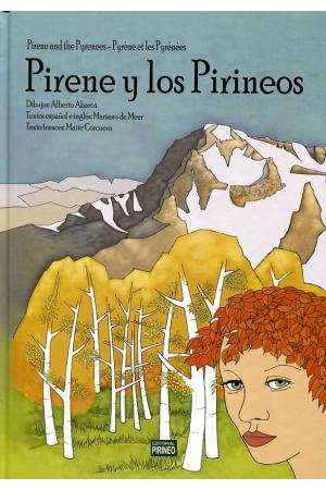 Pirene y los Pirineos