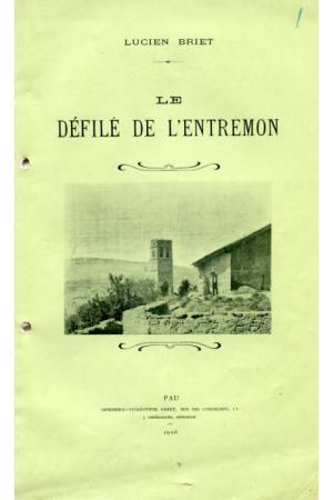 (1906) LUCIEN BRIET. LE DEFILE DE L`ENTREMON
