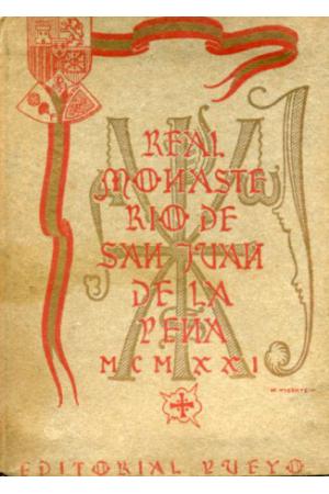 (1920) REAL MONASTERIO DE SAN JUAN DE LA PEÑA