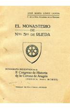 (1920) EL MONASTERIO DE NUESTRA SEÑORA DE RUEDA