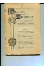 (1924) REVISTA HISTÓRICA JUNIO 1924