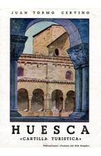 (1935) HUESCA CARTILLA TURÍSTICA