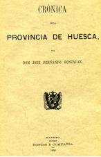 (1866) CRÓNICA DE LA PROVINCIA DE HUESCA